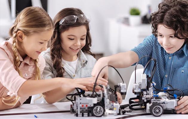 O ensino de robótica como ferramenta de aprendizado