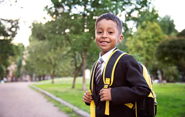 Como ajudar o seu filho a se adaptar em uma nova escola?