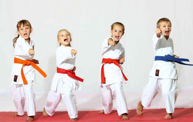 Os benefícios das Artes Marciais para o seu filho